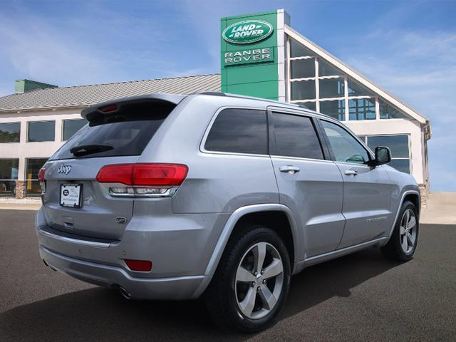 Pre-Owned 2014 Jeep Grand Cherokee RWD 4dr Overland