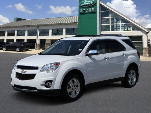 Pre-Owned 2015 Chevrolet Equinox FWD 4dr LTZ