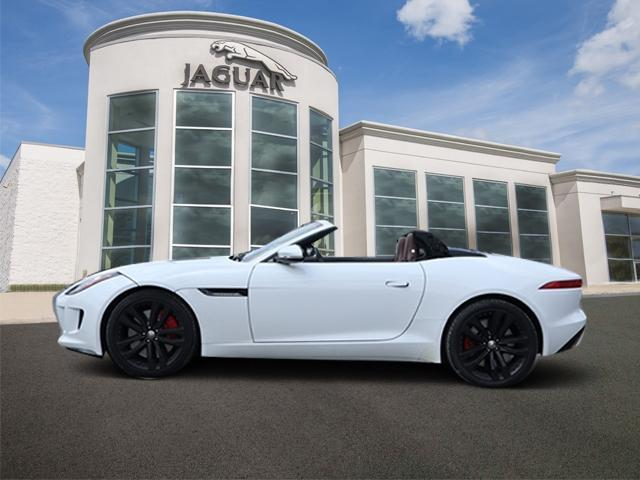 Pre-Owned 2014 Jaguar F-TYPE 2dr Conv V6 S