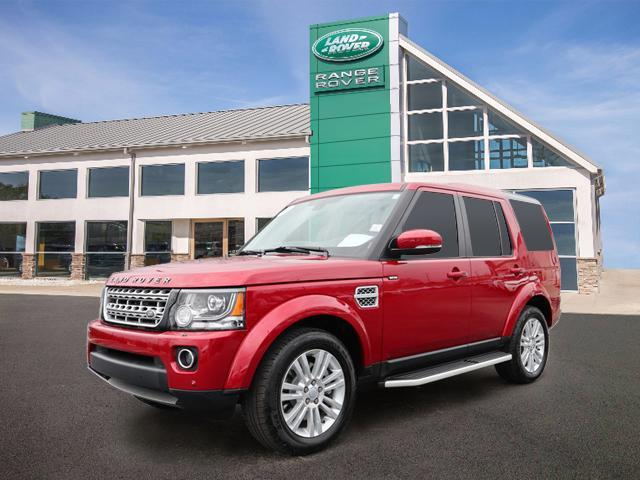 Pre-Owned 2016 Land Rover LR4 4WD 4dr HSE LUX *Ltd Avail*