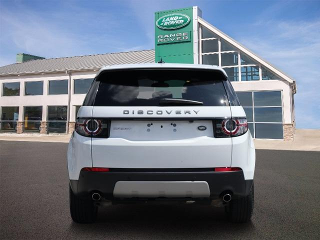 Pre-Owned 2016 Land Rover Discovery Sport AWD 4dr HSE
