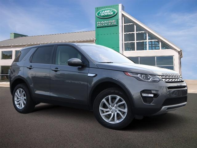 Pre-Owned 2018 Land Rover Discovery Sport HSE 4WD