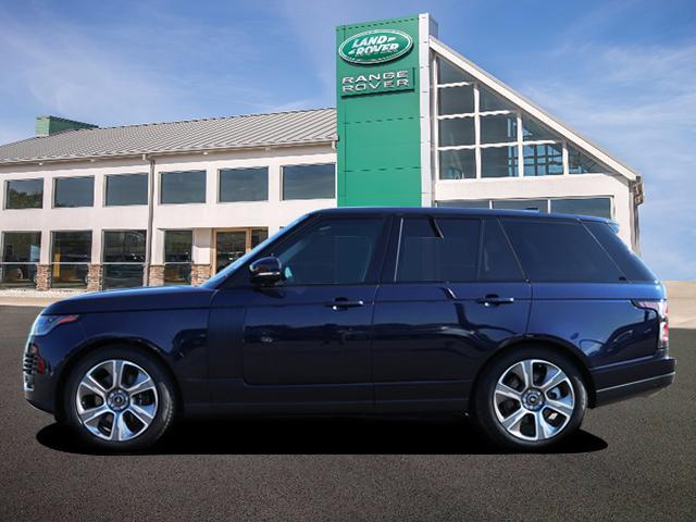 Pre-Owned 2018 Land Rover Range Rover V6 Supercharged HSE SWB