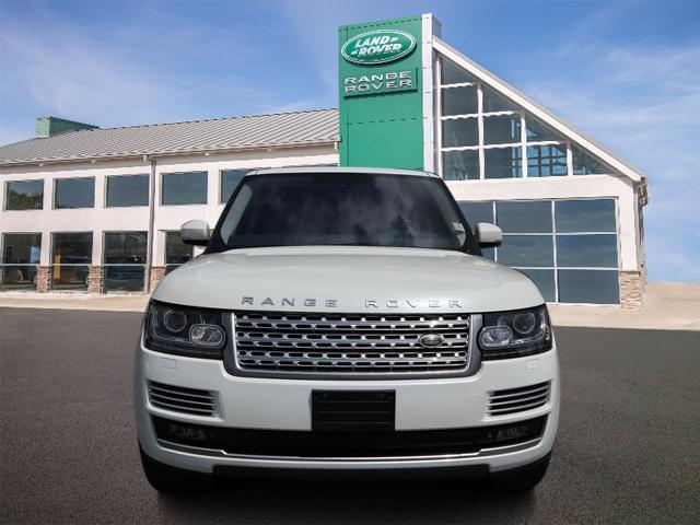 Pre-Owned 2014 Land Rover Range Rover 4WD 4dr Supercharged Autobiography