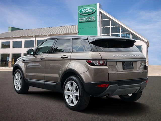 Pre-Owned 2015 Land Rover Range Rover Evoque 5dr HB Pure Plus
