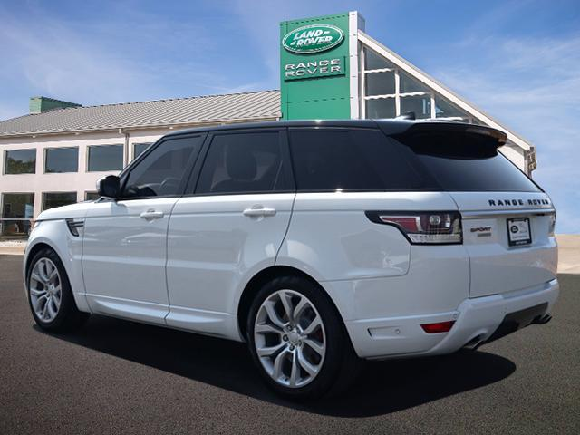 Pre-Owned 2017 Land Rover Range Rover Sport V8 Supercharged Autobiography
