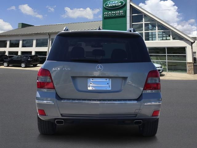 Pre-Owned 2012 Mercedes-Benz GLK RWD 4dr GLK 350
