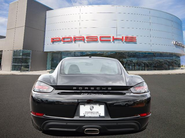 New 2019 Porsche 718 Cayman Coupe