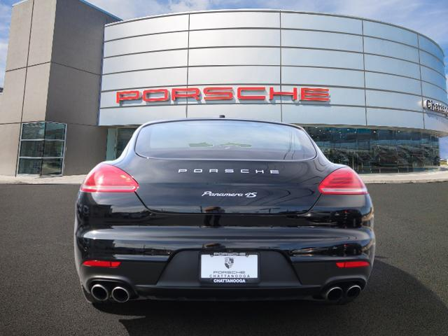 Certified Pre-Owned 2014 Porsche Panamera 4dr HB 4S