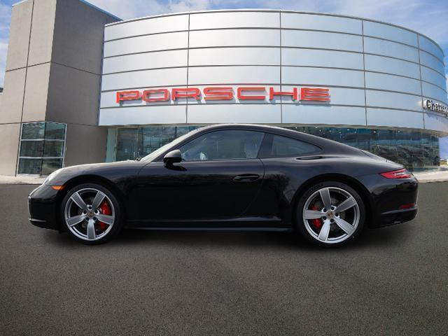New 2019 Porsche 911 Carrera 4S Coupe