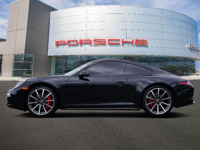 Certified Pre-Owned 2015 Porsche 911 2dr Cpe Carrera 4S