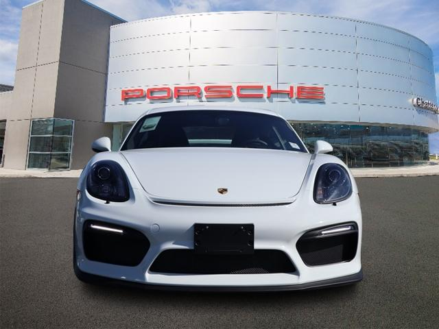 Certified Pre-Owned 2016 Porsche Cayman 2dr Cpe GT4