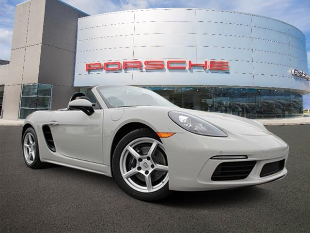 New 2019 Porsche 718 Boxster Roadster
