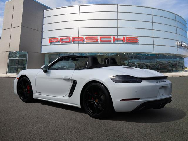 New 2018 Porsche 718 Boxster GTS Roadster