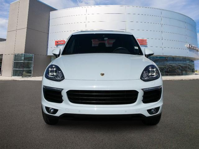 Certified Pre-Owned 2017 Porsche Cayenne AWD