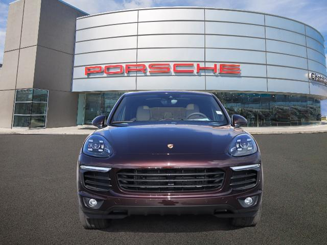 Certified Pre-Owned 2018 Porsche Cayenne AWD