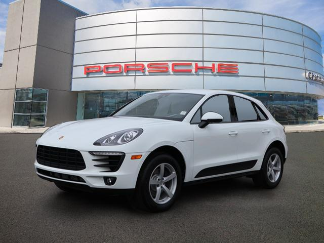 New 2018 Porsche Macan AWD