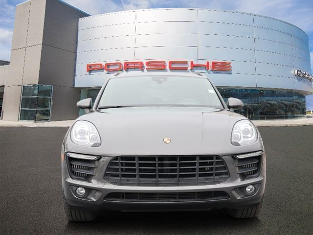 Certified Pre-Owned 2016 Porsche Macan AWD 4dr S