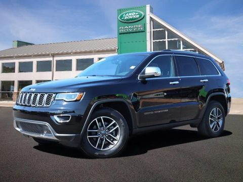 Pre-Owned 2019 Jeep Grand Cherokee Limited 4x2