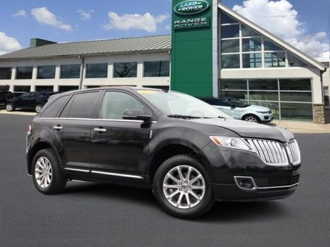 Pre-Owned 2015 Lincoln MKX AWD 4dr
