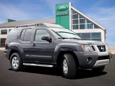 Pre-Owned 2013 Nissan Xterra 2WD 4dr Auto S