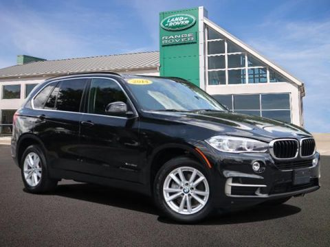 Pre-Owned 2014 BMW X5 AWD 4dr xDrive35d