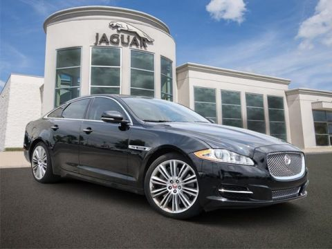 Pre-Owned 2014 Jaguar XJ 4dr Sdn Supercharged RWD
