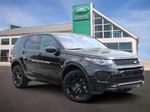 Pre-Owned 2018 Land Rover Discovery Sport HSE 286hp 4WD