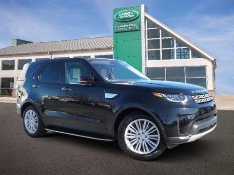 Pre-Owned 2017 Land Rover Discovery HSE Luxury Td6 Diesel
