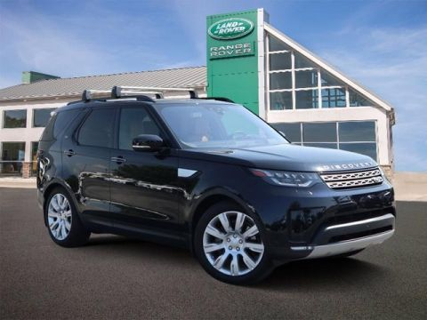 Pre-Owned 2017 Land Rover Discovery HSE Luxury V6 Supercharged