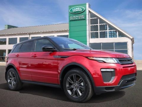 Pre-Owned 2019 Land Rover Range Rover Evoque Landmark Edition