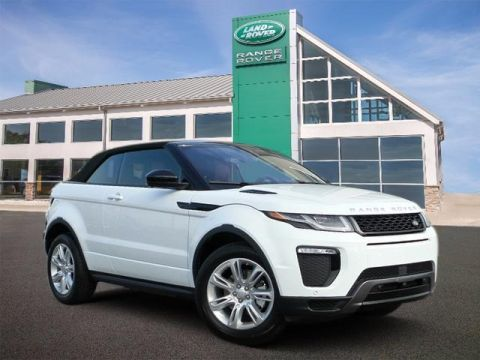 Pre-Owned 2018 Land Rover Range Rover Evoque Convertible HSE Dynamic