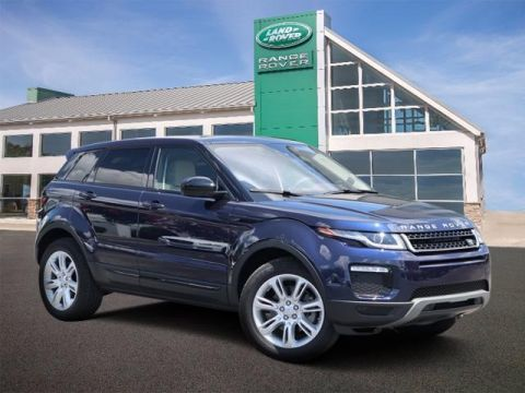 Pre-Owned 2018 Land Rover Range Rover Evoque 5 Door SE