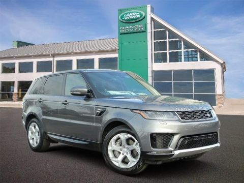 Pre-Owned 2018 Land Rover Range Rover Sport V6 Supercharged HSE