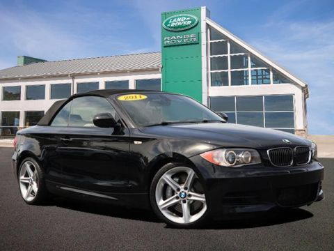 Pre-Owned 2011 BMW 1 Series 2dr Conv 135i