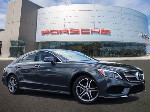 Pre-Owned 2016 Mercedes-Benz CLS 4dr Sdn CLS 400 4MATIC®