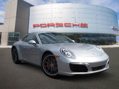 New 2017 Porsche 911 Carrera 4S Coupe
