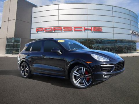 Certified Pre-Owned 2014 Porsche Cayenne AWD 4dr Turbo
